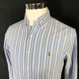 Ralph Lauren Oxford slim fit size medium